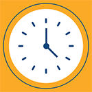 Flexible schedule icon