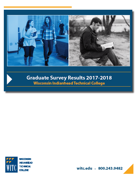 Graduate Survey Results 2017-2018 WITC.edu 800.243.9482