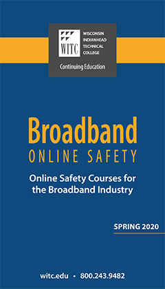 Broadband Online Safety Spring 2020 Catalog Cover