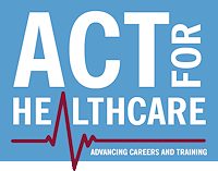 ACT for healthcare logo
