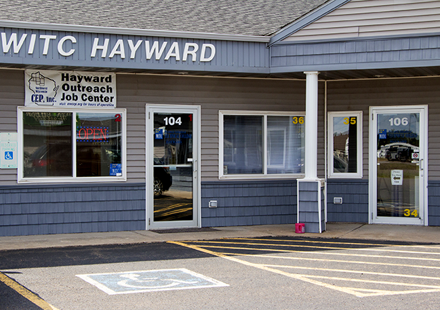 Outside view of Hayward Outreach Center