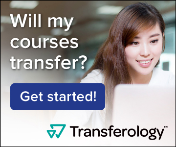 Transferology: Will my courses transfer? Add some courses and get results!